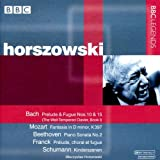 Bach: Prelude & Fugue Nos. 10 & 15; Mozart: Fantasia in D minor, K. 397; Etc.