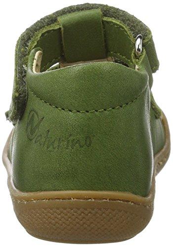 Naturino Baby Jungen 3996 Sneaker Grün (Militaergruen)