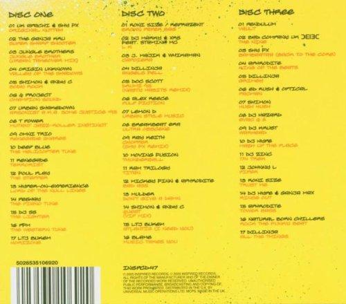 Various Artists - Jungle Rewind - Amazon com Music