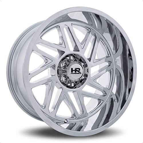 HARDROCK Off Road Wheels - Bones Xposed (Chrome); 22x12 Wheel Size, 6x139.7 Lug Pattern, 108 Hub Bore, -44 Off ()