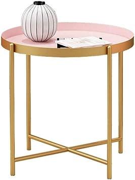 Amazon Com Xuyuanjiashop Tray Metal Coffee Table Sofa Coffee