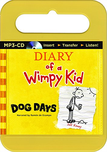 Read Online Dog Days (Diary of a Wimpy Kid) pdf
