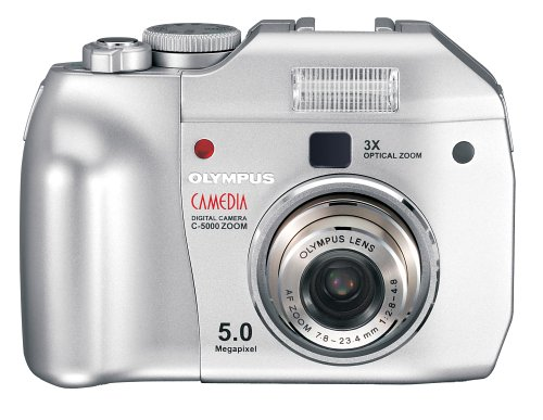 Olympus Digital Camera 12X Optical Zoom - 6