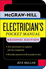 Electrician's Pocket Manual (Pocket References (McGraw-Hill)) Kindle Edition