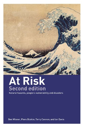 Download At Risk: Natural Hazards, People's Vulnerability and Disasters Pdf