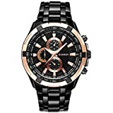 LIGE Watches for Men Sports Waterproof Analog...