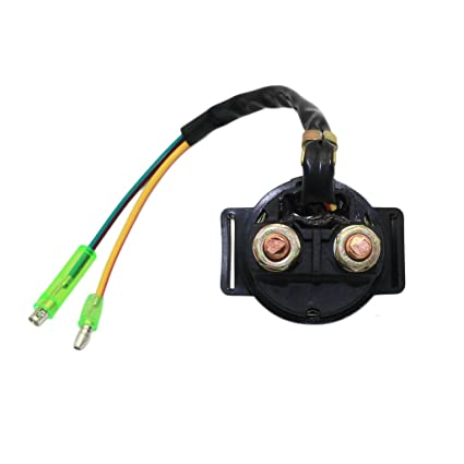 amazon com: jingke starter solenoid relay for honda trx400ex sportrax 300  trx300ex 2002-2007 atv: automotive