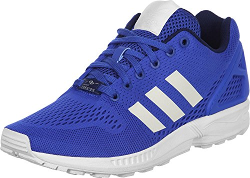 adidas Men B34517 High Top Trainers Blue and White