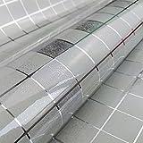 Multi coloured red spanish mosaic tile transfers stickers for Azulejos pvc autoadhesivos