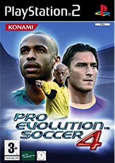 Pro Evolution Soccer 5 (PS2): Amazon co uk: PC & Video Games