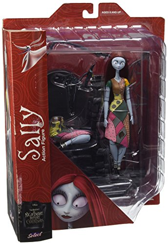 Nightmare Before Christmas Select Sally Action