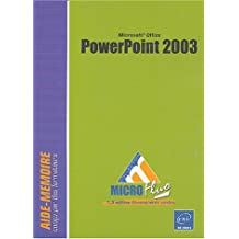 PowerPoint 2003 (Micro fluo)