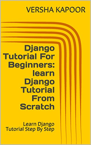 23 Best New Django eBooks To Read In 2019 - BookAuthority