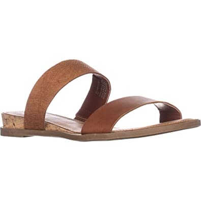 c0815874057 American Rag AR35 Easten Flat Two Strap Sandals
