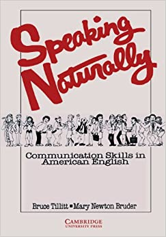 Book Speaking Naturally Student's book: Communication Skills in American English