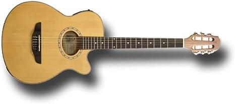 GUITARRA ELECTROCLÁSICA MEMPHIS A95N SATIN: Amazon.es: Instrumentos musicales