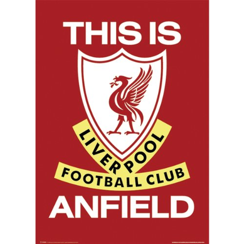 Liverpool Poster 24 x 36in - Poster Anfield