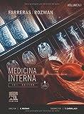 img - for Farreras-Rozman. Medicina Interna. 2 Vols. + acceso online (Spanish Edition) book / textbook / text book