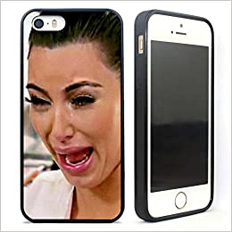 separation shoes 36a87 fad3f VONDER Kim Kardashian Crying Protective Rubber Phone Case For ...