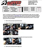 DMP Yamaha YZF-R3 R3 MT-03 MT03 2015 2016 2017 2018 2019 2020 Fender Eliminator Kit Includes Turn Signals and Plate Lights - 675-6120 - MADE IN THE USA