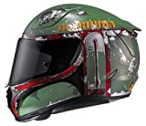 HJC Full Face RPHA-11 Pro Boba Fett Helmet (Green, Small)