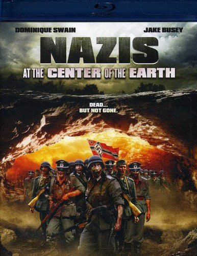 Blu-ray : Nazis At The Center Of The Earth (Blu-ray)