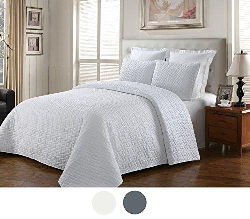 white king quilt set - 4