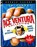 Ace Ventura: Pet Detective / Ace Ventura: When Nature Calls - Set (Bilingual)