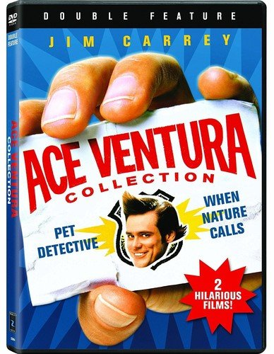 (Ace Ventura: Pet Detective / Ace Ventura: When Nature Calls - Set)