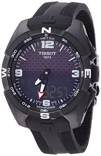 tissot-mens-t-touch-expert-swiss-quartz-titanium-and-silicone-dress-watch-colorblack-model-t09142047