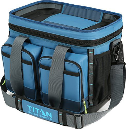 Arctic Zone Titan Guide Series 36 Can Cooler, Blue ()