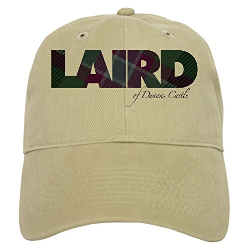 b6d7f5b19b464 CafePress - Laird of Dunans Castle Baseball Cap - Baseball Cap with  Adjustable Closure