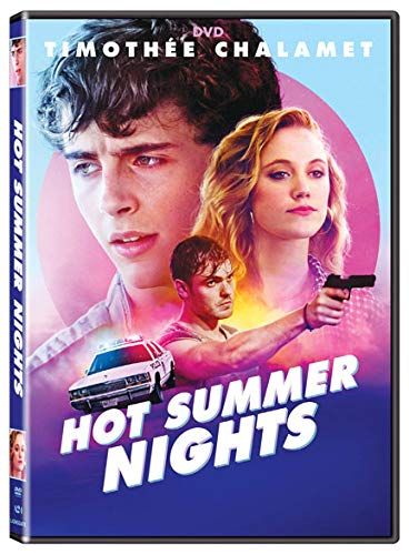 Book Cover: HOT SUMMER NIGHTS