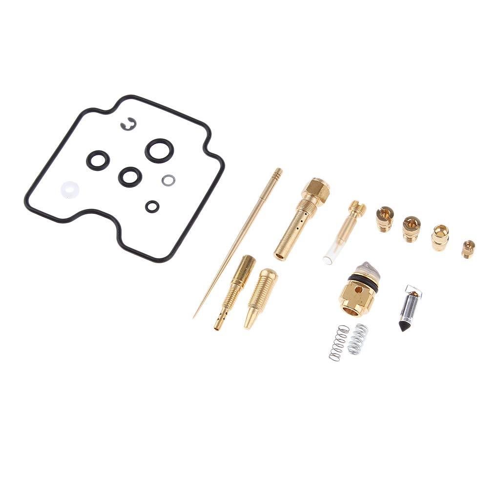 Homyl Kit de Reparaci/ón de Carburador Crear Kit de Junta para Yamaha Grizzly 660 4x4