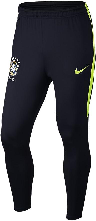 Nike Cbf Strike Pnt Wp Wz Pantalon Chandal De La Linea Federacion Brasilena De Futbol Hombre Amazon Es Ropa Y Accesorios