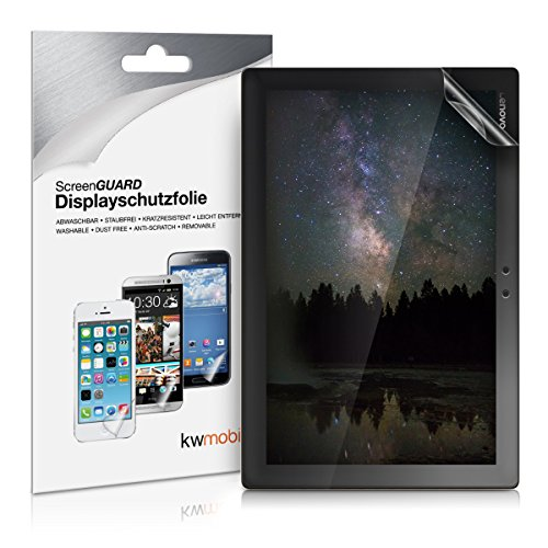 Sunlight Supply Tempered Glass (kwmobile Screen protector MATT and ANTI-GLARE, resistant against finger prints for Lenovo Miix 700 - PREMIUM QUALITY)