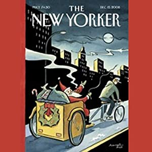 The New Yorker, December 15th, 2008 (David Samuels, Malcolm Gladwell, Larry Doyle) Periodical