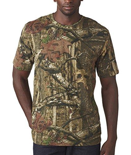 Code V Adult Mossy Oak Camouflage T-Shirt>3XL Break Up Infinity