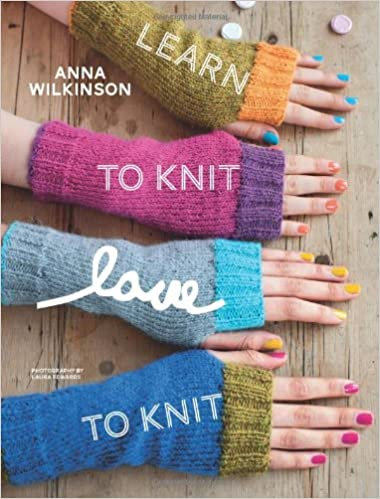 knitting books for beginners uk