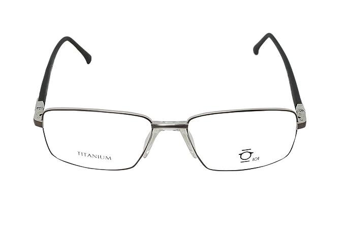 714ca01da86a IOI Supra Unisex Light Weight Rectangular Shape Titanium Eyewear ...