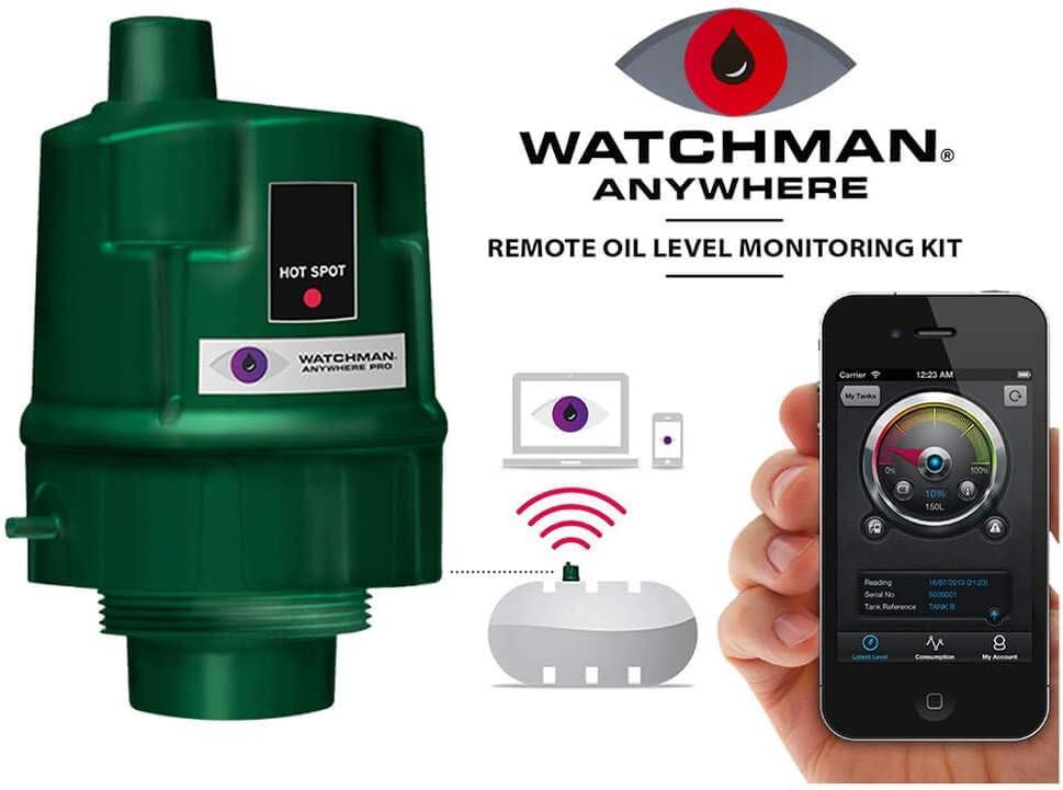 Watchman Anywhere Moniteur de quantit/é de fuel