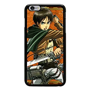 """Attack on Titan Comic Logo Uniqued Pattern Design Pattern Hard Shell Back Case Cover For iPhone 6 Plus 5.5"""""""