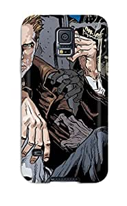 Hot First-class Case Cover For Galaxy S5 Dual Protection Cover Constantine