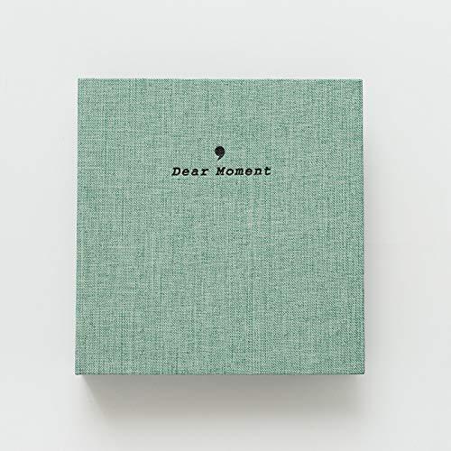 YAOHM Carpeta de 100 Bolsillos Carpeta de Libros Álbum ...