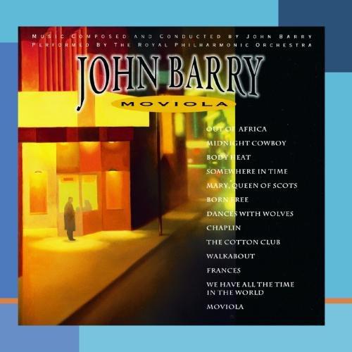 John Barry Moviola (Film Score Re-recording Compilation)