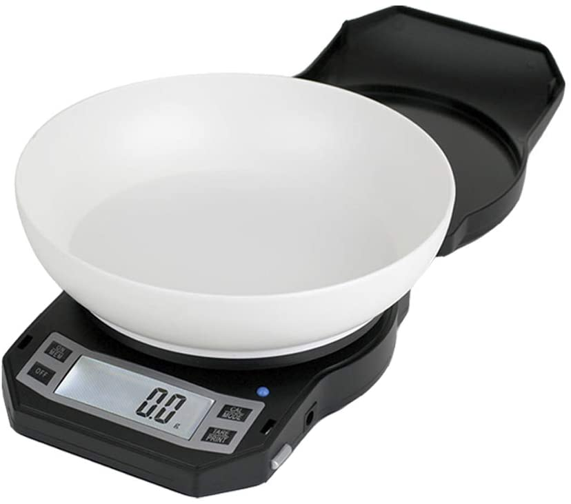 American Weigh Scales American Weigh Lb3000 Compact Digital Scale With Removable Bowl 3000 By 0 1gm American Weightscales Amazon Ca Home Kitchen