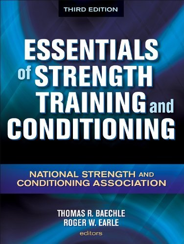 Best essentials of strength and conditioning baechle list