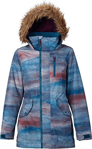 Burton Hazel Snowboard Jacket Womens Sz (Burton Women Snowboard Jacket)