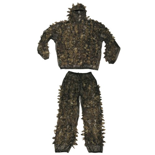 MFH Camo Suit ''Leaves'' Hunter Brown size XL/XXL by MFH