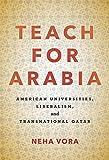 Teach for Arabia: American